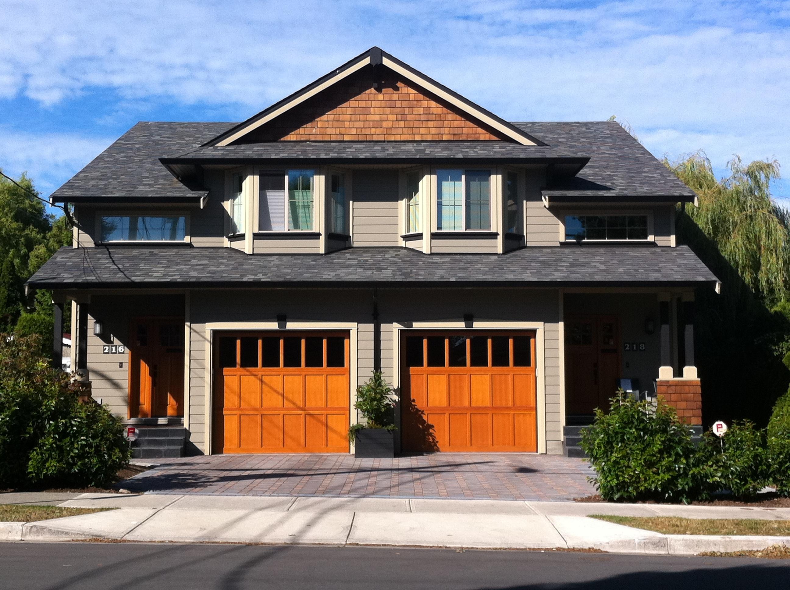 Symmetrical Houses Home Design